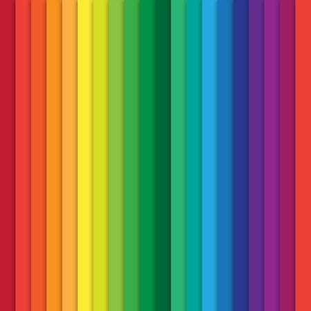 Fondo con barras multicolores en el dise�o vertical
