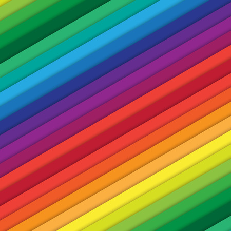 Background with multicolored bars in diagonal design photo