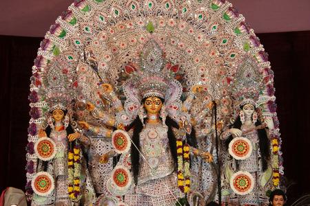 saraswati: Durga puja  Navrata – Vacation Bonanza in West Bengal