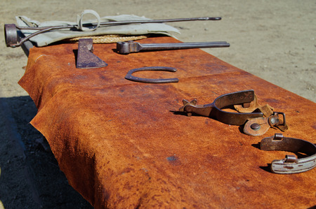 rancher: Vintage tools of the Rancher