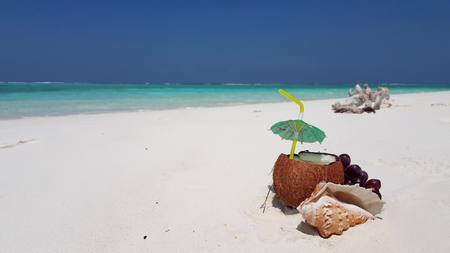 5c0bd9fcada v02053 Maldives beautiful beach background white sandy tropical paradise  island with blue sky sea water ocean
