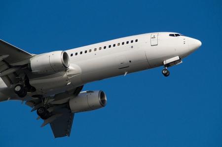 jetplane: Boeing 737-800 atterraggio di Haneda International Airport, Giappone