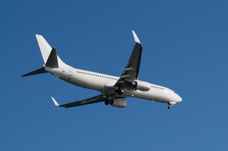 jetplane: Boeing 737-800 atterraggio