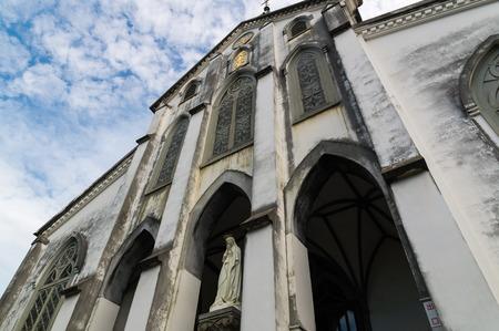 nagasaki: Oura Church, Nagasaki Japan Stock Photo