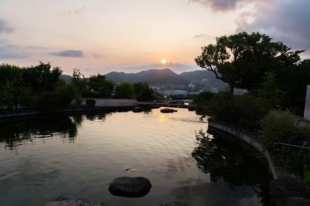 nagasaki: Glover Garden in Nagasaki, Japan