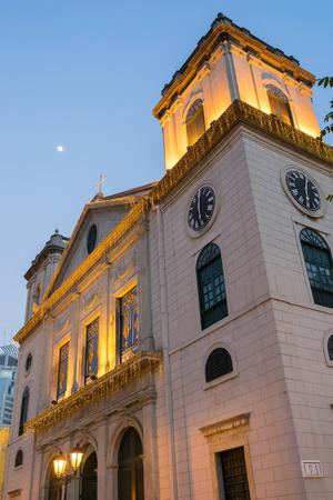 macau: Macau Cathedral (The Historic Centre of Macau)