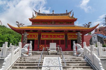 confucian: Confucian Temple in Nagasaki, Japan