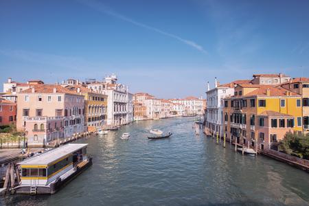 rialto: Italy, Venice, on the Rialto Bridge Stock Photo