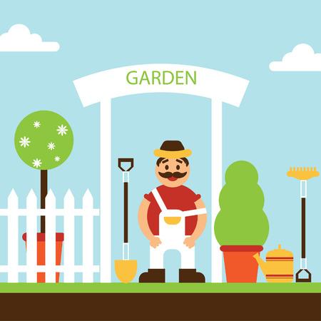 jumpsuit: gardener