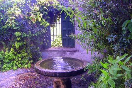 Andalucian patio Stock Photo - 12325784