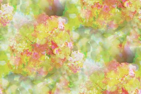Fiori in sottofondo Archivio Fotografico - 10322766