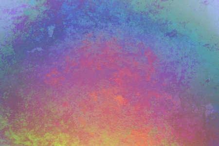 geschilderde achtergrond in meerdere kleuren