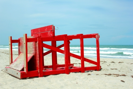 lifeguard stand down