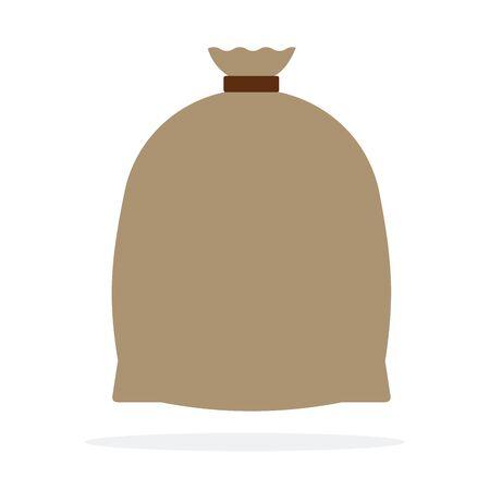 Full linen bag