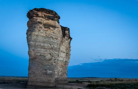 monolith: Sunrise monolith
