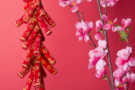 firecracker: Chinese new year