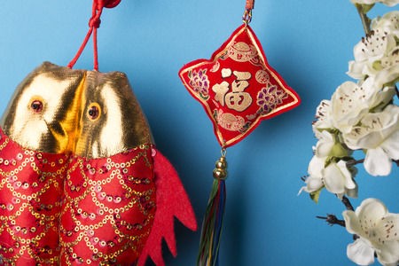 joyous festivals: Chinese new year