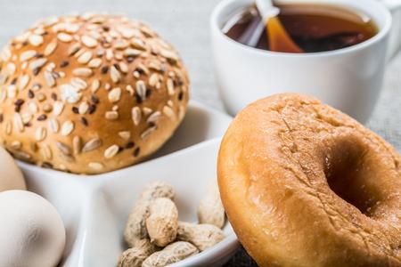 energy needs: Western Breakfast