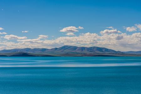 Qinghai Tibet scenery