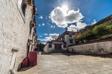 Tashi Lhunpo Monastery Editorial
