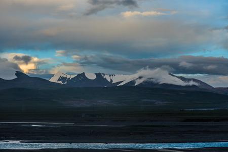 non: Qinghai Tibet plateau scenery