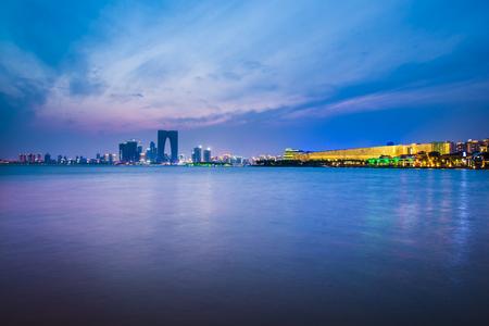 Suzhou Jinji Lake