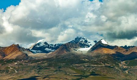 Along the Qinghai Tibet Railway