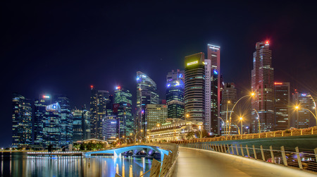 architectural firm: Singapore scenery