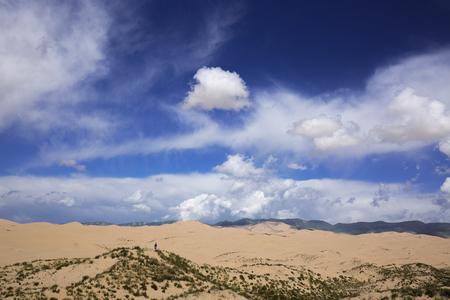 Qinghai island scenery