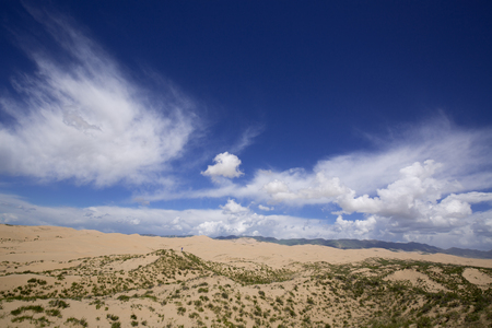 Qinghai island scenery landscape view