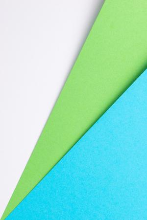 Color paper Stock Photo