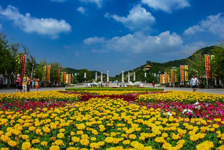 Scenery of Nanshan Cultural Tourism Area