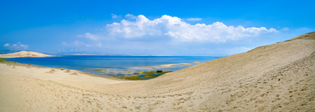 Qinghai Lake landscape scenery view