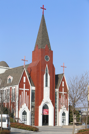 Christ Church exterior view