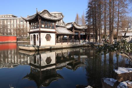 Huaian Qing Yan fang Garden