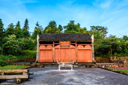 Nangang Pai Yaozhai Nangang Temple