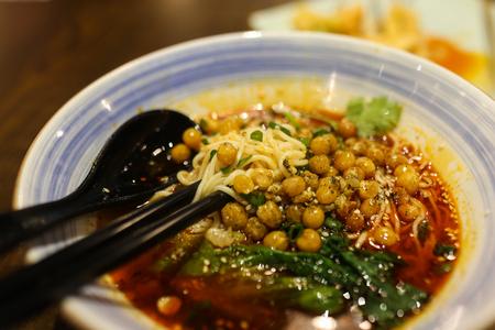 Chongqing noodles Stock Photo