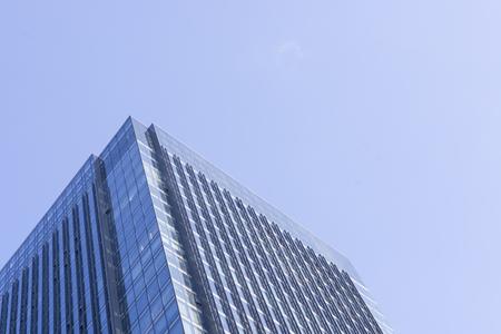 Bottom view of a skyscraper Editorial