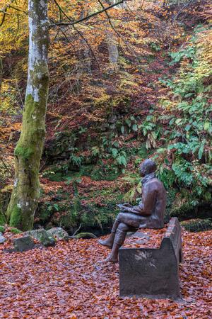 bard: Rabbie Burns Scottish Poet