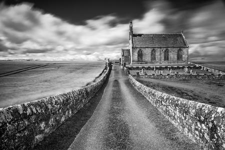 Boarhill Church, Fife , Scotland
