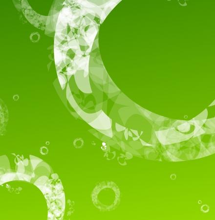 green background: Circles