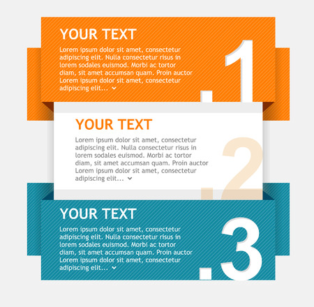 text box: Vector speech templates for text