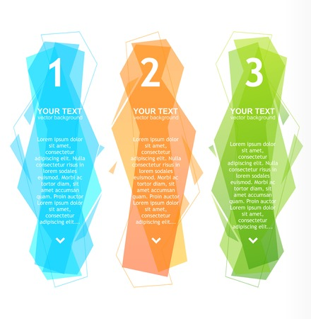 Speech templates for text 1 2 3 Vector