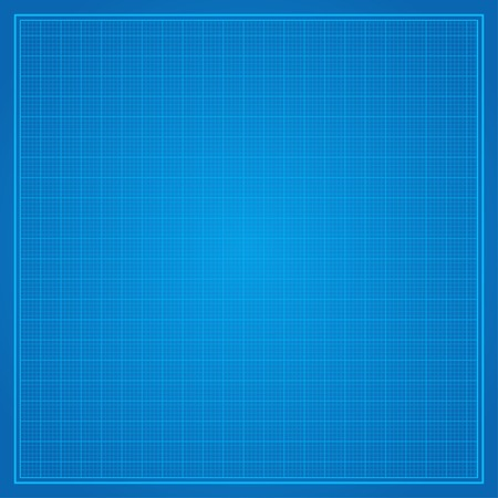 Vector Blueprint background. Drawing paper for engineering work