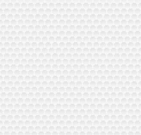 neutral background: Vector illustration geometric white pattern. Neutral background