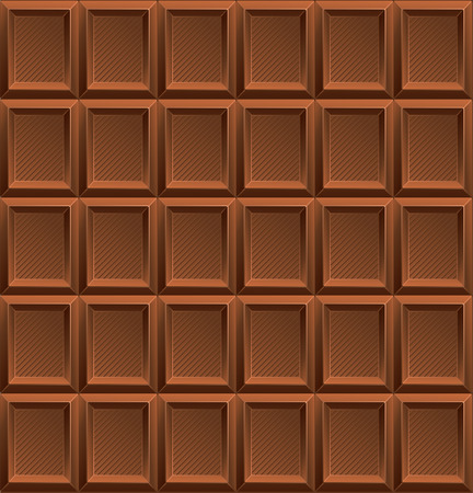 DESIGN: Vector illustration Milk Chocolate Background modern texture