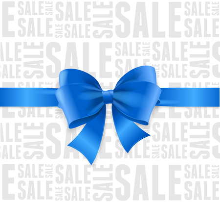 Sale Background for Seasonal Discounts. Vector illustration
