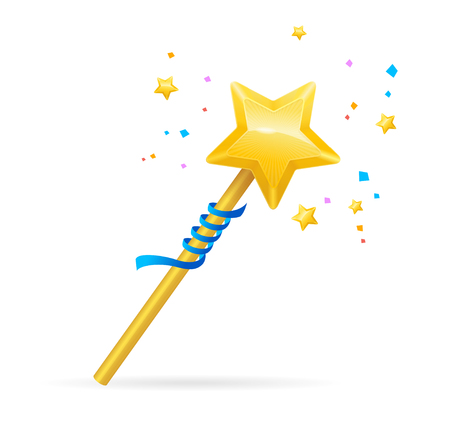 2,792 Magic Wand Fairy Stock Illustrations, Cliparts And Royalty ...