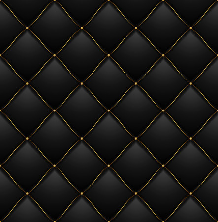 Quilted Pattern Background. Vector Standard-Bild