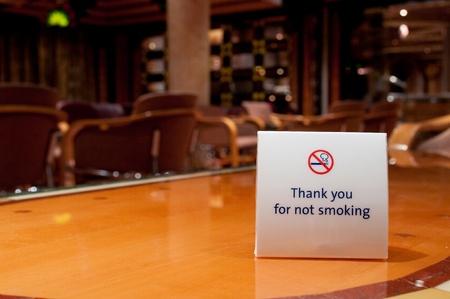 prohibido fumar: Ning�n signo de fumar